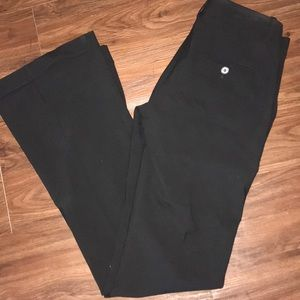 Theory- black cuffed dress pants size 0
